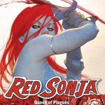 Red Sonja: Queen of Plagues (2016)